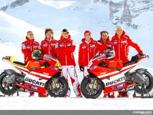 Team Ducati