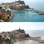 vernazza prima e dopo