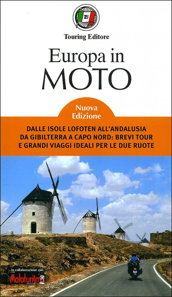 Europa in moto touring editore mototurismo