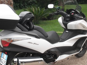 honda silver wing 400